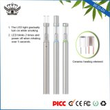 Bud-D1 Different Mounthpieces Ceramic Heating 0.5ml Glass Cartridge Vaporizer Electronic Cigarette