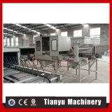 Nigeria Stone Coated Metal Roof Tile Making Machine