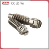 Machinery Moulding Round Head Metal Brass Threaded Rod Anchor Bolt