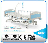 Aluminum Siderail Three Function Electric Bed