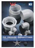 UPVC DIN Standard Pipe Fitting