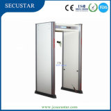 Secustar Security Metal Detectors Passed Ce and FCC Certificates