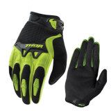 Green Hot Sale Cross-Country Racing Motorcycle Gloves (MAG58)