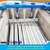 Commercial Wastewater Filtration Automatic Control System Disc Filter