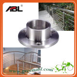 Matt Finished Stainless Steel Handrail Base (CC123)