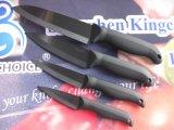 Ceramic Knife with Black Blade