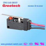 Waterproof and Dust Proof Micro Switch Used for Home Appliances