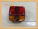 Tail/Stop/Turn Signal Reflector Lamp Lt-102 with E4 /E9 Certification