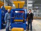Qtj4-35 Cement Brick Block Making Machine Price / Block Machinery / Cheap Machines to Make Money