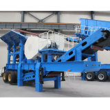 Good Performance and Low Price Portable Mounted Primary Crusher
