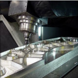 4-Axis CNC Milling for Aluminum Parts