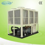 Shell / Tube Type Air - Water Screw Chiller with Cooling Capacity 399kw Customized Refrigerant