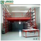 Heavy Duty Best Price Roll Steel Mezanine Floor Racking