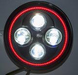 High Qualight 7'' Round LED Headlight Conversion Kit Auto Lamps