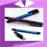 New USB Flash Drive with Ball Pen in Blue Np017-036
