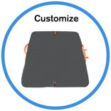 New Outdoor Camping Miscato Folding Waterproof Picnic Bag Mat