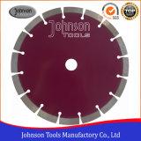 230mm Normal Segment Diamond Saw Blades for Stone Cutting