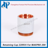 Retaining Cap 220935 for Maxpro 200 Plasma Cutting Torch Consumables