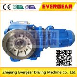 K Series Helical Gear Reducer Gearbox Shaft Spiral Bevel Gear Reductor