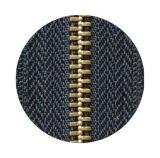 Brass/Metal Zipper-Hot Sale Zipper, Open End Nylon Zipper
