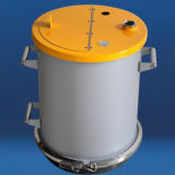 Power Hopper for Powder Coating Machine