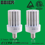 250W HPS HID Mh Replacement ETL Listed 360degree 60W LED Corn Bulb for Gym and Warhouse