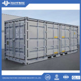 20FT 20gp Full Side Wall Opened Dry Cargo Shipping Container Hot Sales Made in China