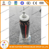 5-46kv 100% or 133% Tr-XLPE/LLDPE and Concentric Neutral Primary Ud Cable