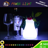 Wireless Round Portable Colorful LED Table Lamp