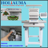 Wholesale Holiauma 1501 Embroidery Machines 1 Head/Single Sequin Device 3D Sewing Cap Flat Embroidery Machine