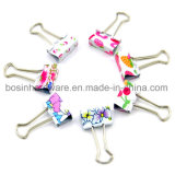 Customized Printed Metal Binder Clips