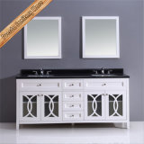 Competitive Price Floor Mounted Hot Sell Wood Bathroom Vanity