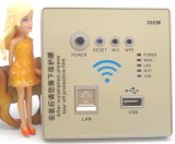 300 Mbps in Wall Wireless WiFi Router for 86 Standard