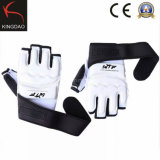Taekwondo Hand Protector Fighter Gloves with Long Stripe