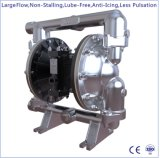 """1-1/2"""" Large Flow Stainless Steel Air Operated Double Diaphragm Pump"""