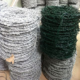 Hot Dipped Galvanized Barbed Wire Price Per Roll Barbed Wire Fence Design
