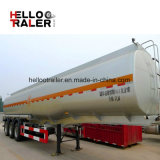 3 Axles China Made 40000L Oil /Fuel Tanker Trailers