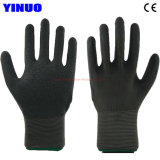 Polyester Shell Palm Latex Coated Working Safety Hand Gloves