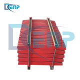 Jaw Crusher Plate Fixed Jaw Plate Swing Jaw Plate Mn13cr2 Jaw Plate