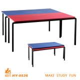 Cheap School Desk Kids Study Table for Kindergarten Classroom