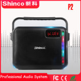 Shinco 6.5 Inch Multi-Functional Bluetooth Karaoke Portable Speaker