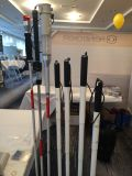 Hot Selling White Cane for Visually Imparied Carbon Fibre Cane Very Light Weight Telescopic Cane