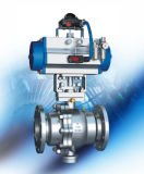 Stainless Steel Pneumatic Control Butterfly Valve
