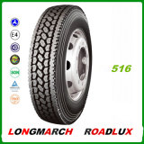 Longmarch Roadlux Tubeless Truck Tyre 11r22.5 11r24.5 295/75r22.5 285/75r24.5 Hot Selling for Canada Amecia Market