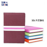 Wholesale Customized Logo Notebook PU Leather Business Notebook