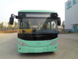 10 Meter Pure Electric City Bus with 80 Passengers