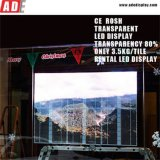 Transparent LED Wall LED Advertising Wall China Supplier