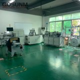 Fully Automatic 3 Ply Nonwoven Fabric Disposable Making Machine Visual Inspection System and Packing Production Line Mask Making Machine