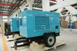 Silent Type Lister Diesel Generator with Mobile Trailer
