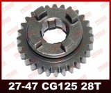 28t Gear and 20t Gear for Transmisssion Motorcycle High Quality Parts